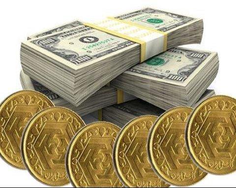 آخرین قیمت طلا، سکه و دلار تا پیش از امروز ۱۷ تیر ۱۴۰۰