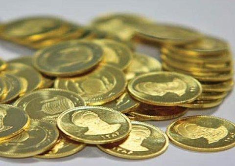 کشف و ضبط ۱۹۵ سکه طلا در فرودگاه امام خمینی