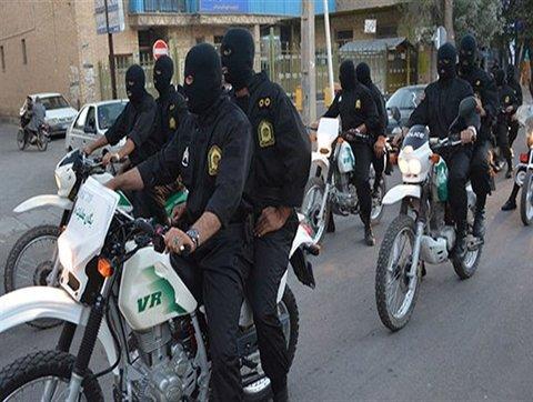 اجرای طرح امنیت محله محور در ۳ کلانتری اصفهان
