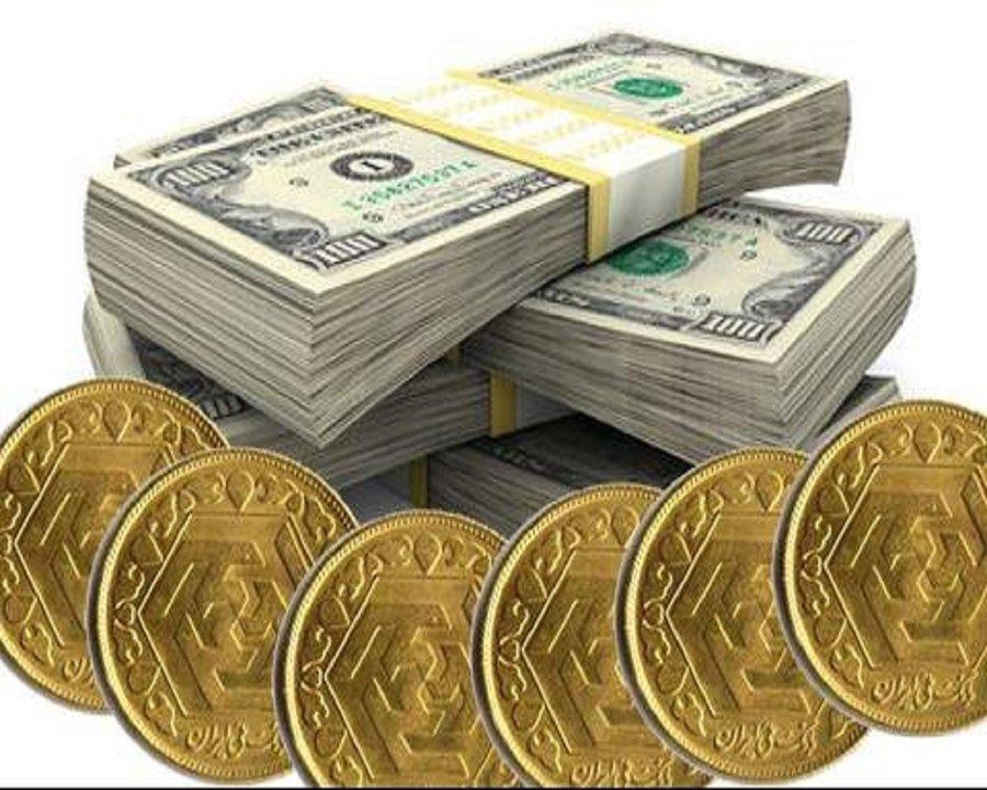 آخرین قیمت طلا، سکه و دلار تا پیش از امروز ۱۵ اردیبهشت