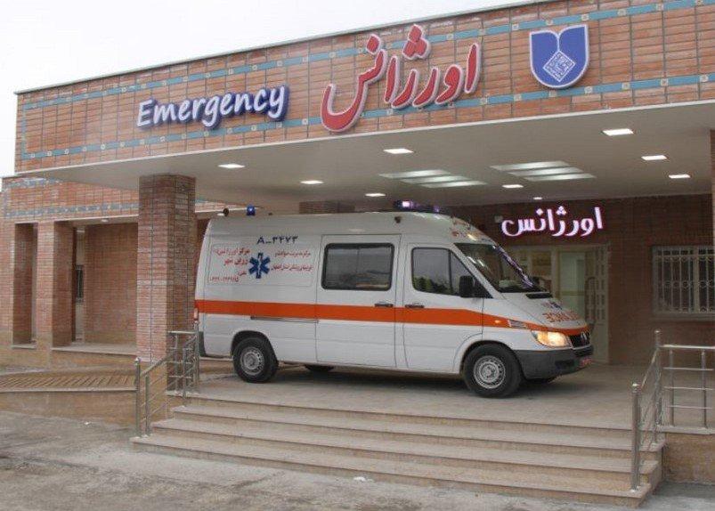 امدادرسانی به مصدومان بیش از ۸ هزار حادثه شهری در نجفآباد
