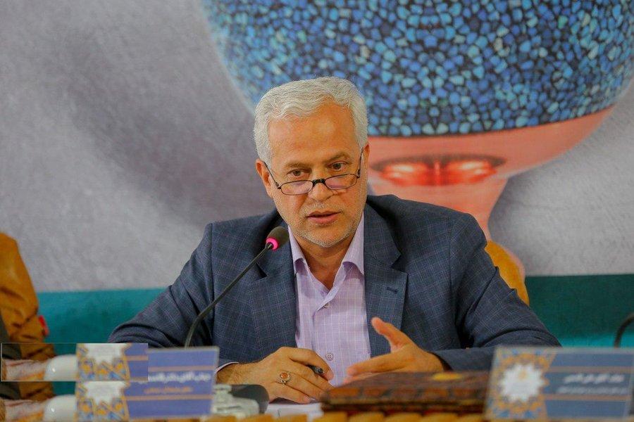 علی قاسمزاده شهردار اصفهان را بشناسید