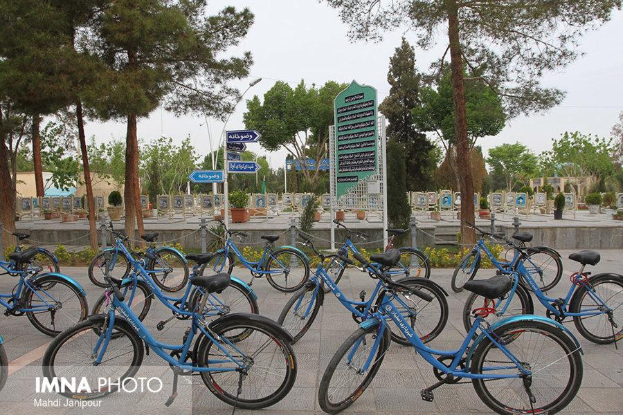 کرونا فرصتی برای ترویج دوچرخهسواری در تهران بود