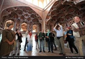 رکورد ورود گردشگر به اصفهان شکست/ فرانسویها در صدر
