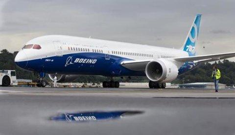 بوئینگ نخستین هواپیمای خود را فروردین ۹۷ به ایران ایر تحویل می دهد