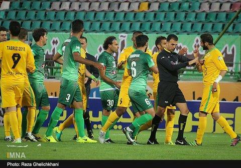 ذوبآهن اصفهان را برای دو بازی تدارکاتی ترک کرد
