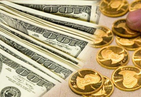 آخرین قیمت طلا، سکه و دلار تا پیش از امروز ۲۲ تیر ۱۴۰۰