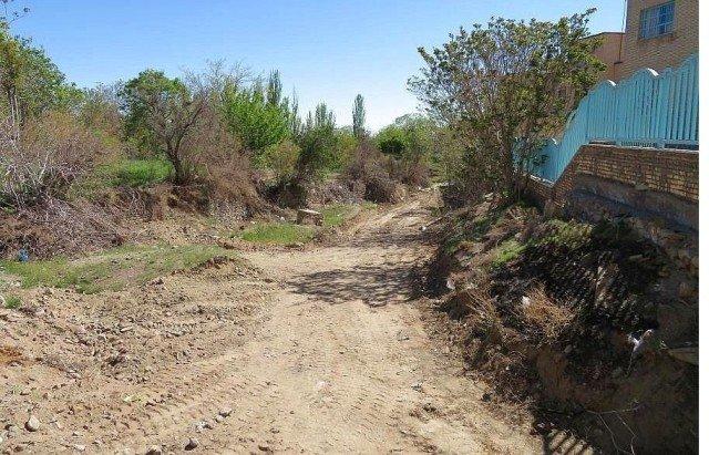 سازههای پرخطر حاشیه رودخانه شور شناسایی شود