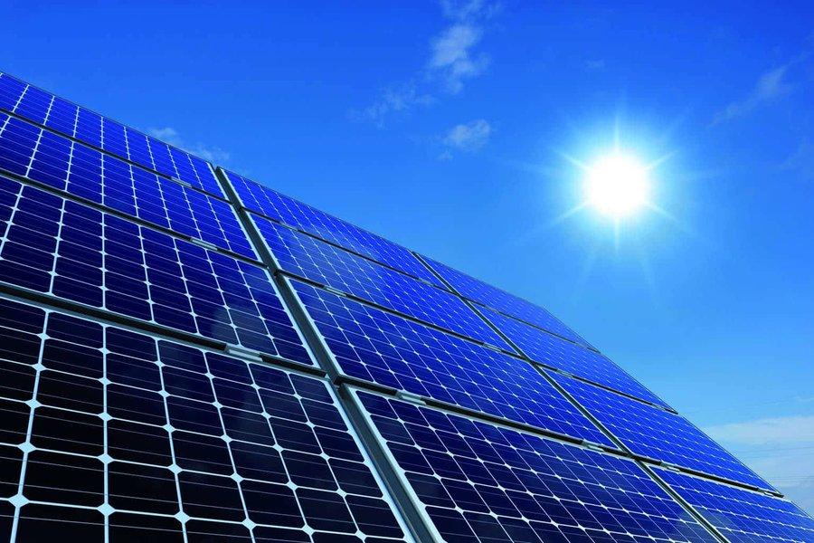 بهره برداری از بزرگترین نیروگاه خورشیدی شمال غرب کشور در ابهر