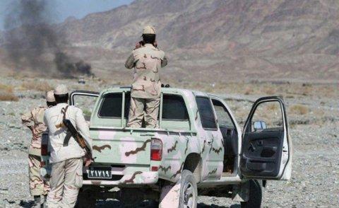 درگیری مرزبانان با اشرار مسلح ضدانقلاب در مریوان