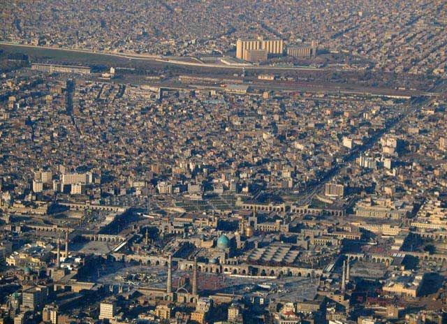 پایش آلایندههای زیست محیطی توسط شهرداری مشهد