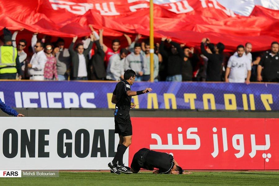 فیفا به جریمه نقدی برای فدراسیون فوتبال ایران بسنده کرد