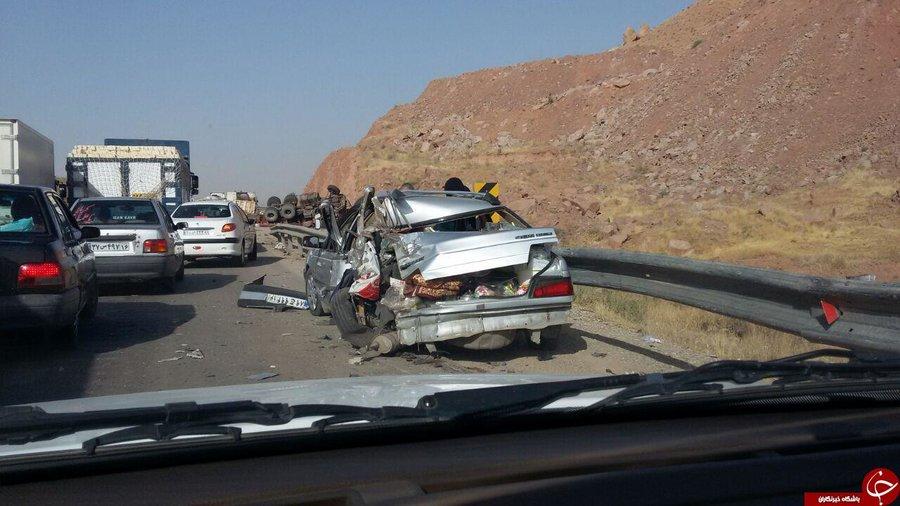 بیش از هزار عملیات حادثه و حریق در اصفهان و نجات جان ۴۱۰ نفر
