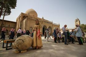 نمایشگاه مردم شناسی ارامنه اصفهان