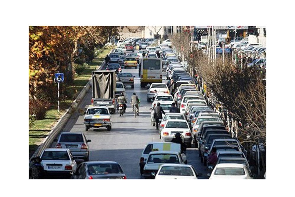 کاهش ترافیک شرق اصفهان با اجرای پروژه سردار شهید سلیمانی