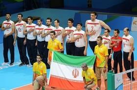 میزبان هم مقابل ایران شکست خورد/ دومین پیروزی قاطع والیبال نشسته مردان ایران