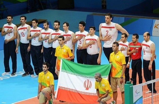 برتری والیبالیست های ایرانی مقابل آلمان
