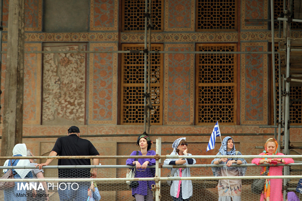 تصویر غیرواقعی ایران بزرگترین چالش گردشگری