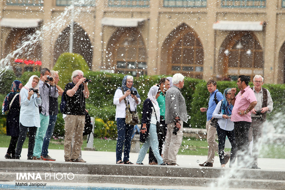 Dress Code, alcohol ban not keeping tourists from visiting Iran