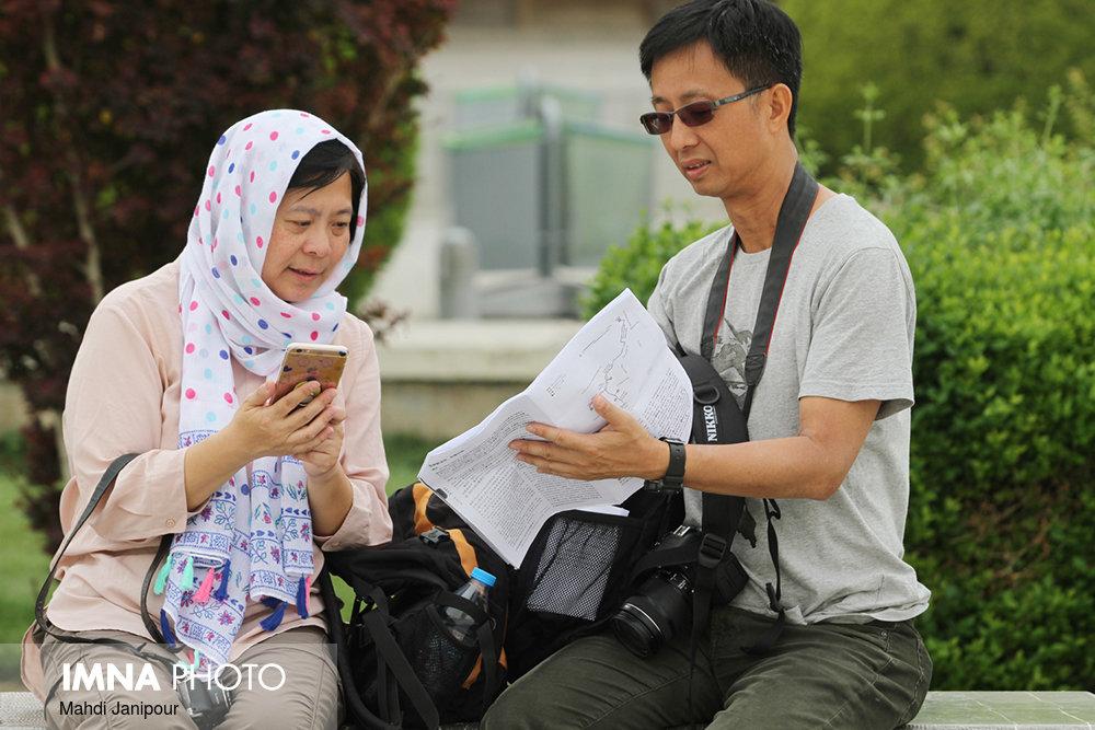 توسعه گردشگری بخشی از سند ۲۵ ساله ایران و چین است