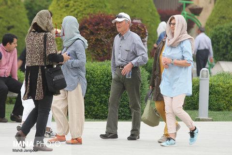 isfahan tourism