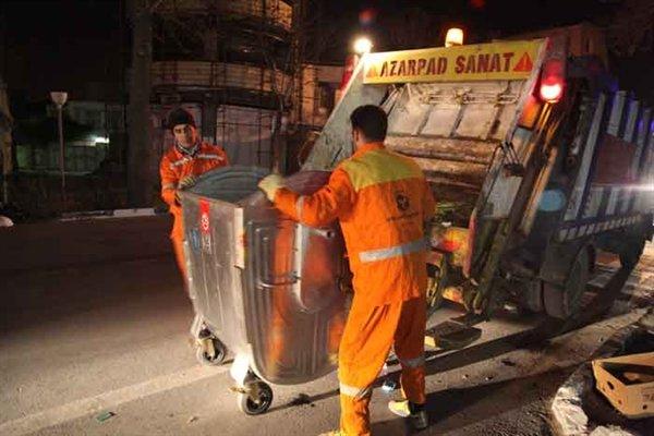 بررسی گلایههای شهروندان در خصوص  نظافت شهر تهران