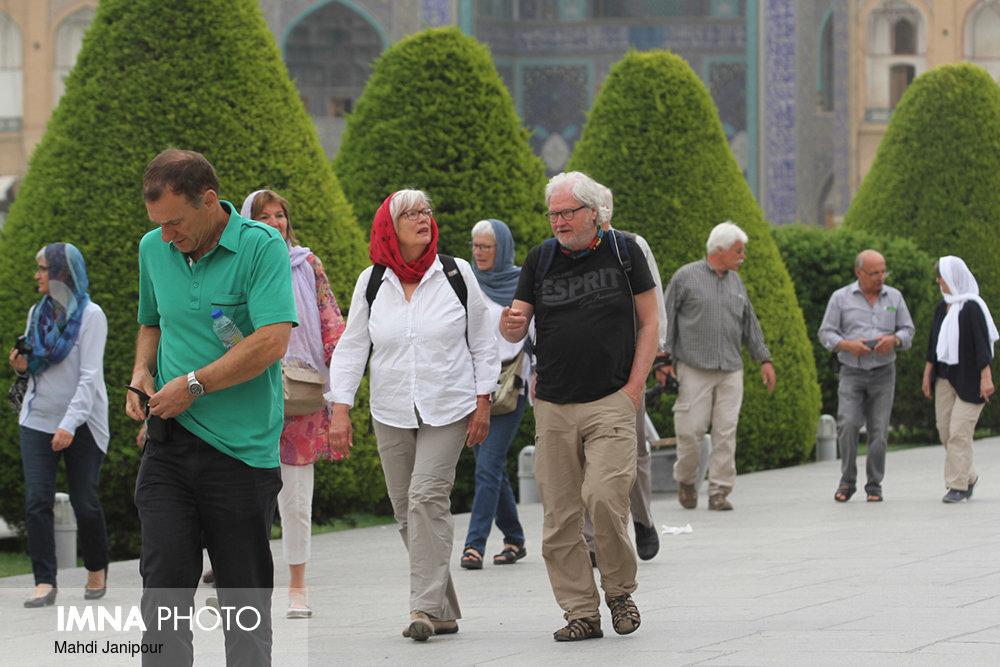 Isfahan, the nice tourist destination
