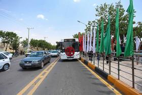 بهره برداری از خط ۲ سامانه اتوبوس تندرو از میدان قدس تا جمهوری