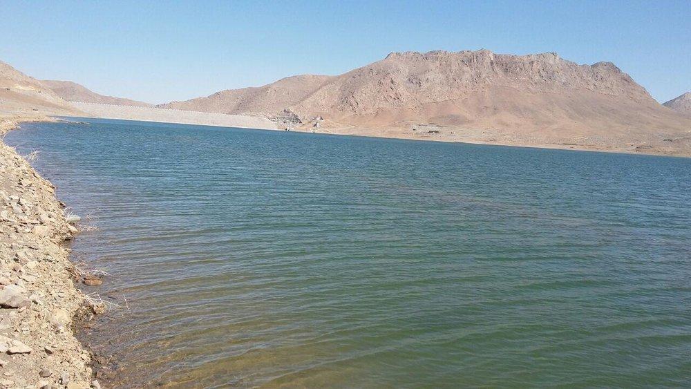 ظرفیت آب سد کوچری به ۱۵۵ میلیون متر مکعب رسید