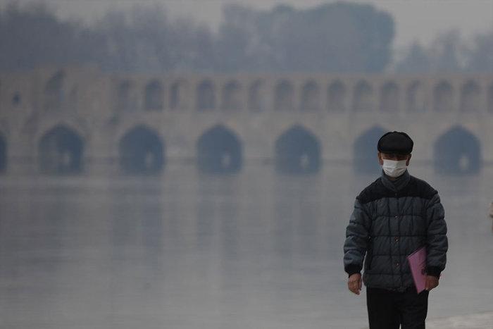 اصفهان آلودهترین کلانشهر کشور است