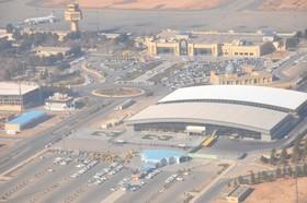 فرودگاه اصفهان معین ۹۰ درصد فرودگاههای کشور