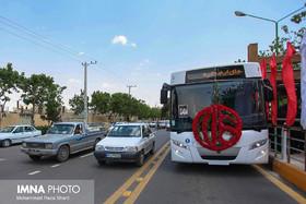 ۴ افتتاح در یک روز / توسعه خدمت حمل و نقلی به شهروندان