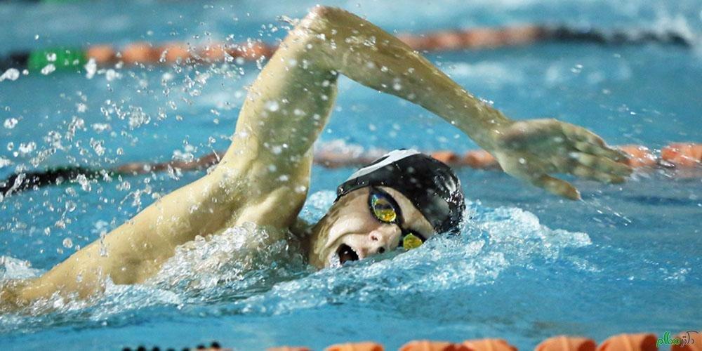 """""""شنا"""" و """"یوگا"""" ورزش مناسب برای مبتلایان به آسم"""