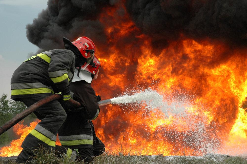 خدماترسانی یک آتشنشانی شهری به ۴۶ روستا