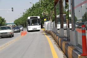 سامانه جدید اتوبوس تندرو آماده خدمت رسانی به همشهریان