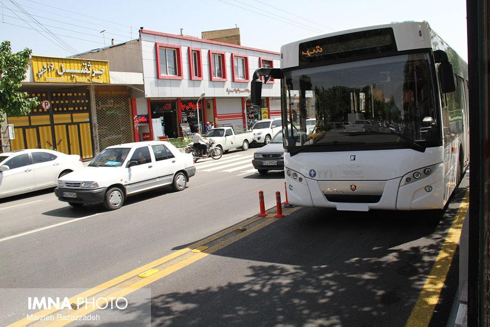 توسعه زیرساختهای BRT برای تسهیل در ترافیک شهر