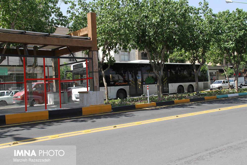 میزان رضایت شهروندان اصفهانی از سیستم حمل و نقل عمومی شهر
