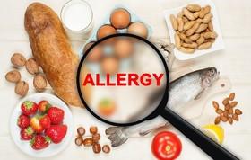 ۷درصد کودکان مبتلا به آلرژی هستند