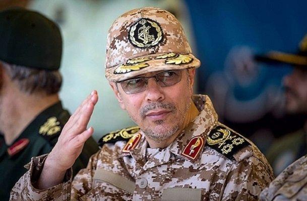قدردانی رئیس ستاد کل نیروهای مسلح از فرماندهان کل ارتش و سپاه