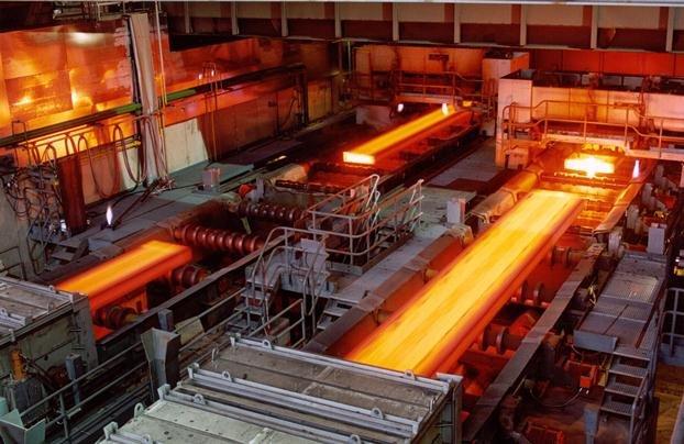 تولید محصولات فولادی ۶ درصد افزایش یافت