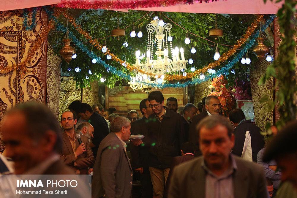 برپایی جشن زادروز حضرت زهرا(س) در ۲۸ بقعه شاخص اصفهان