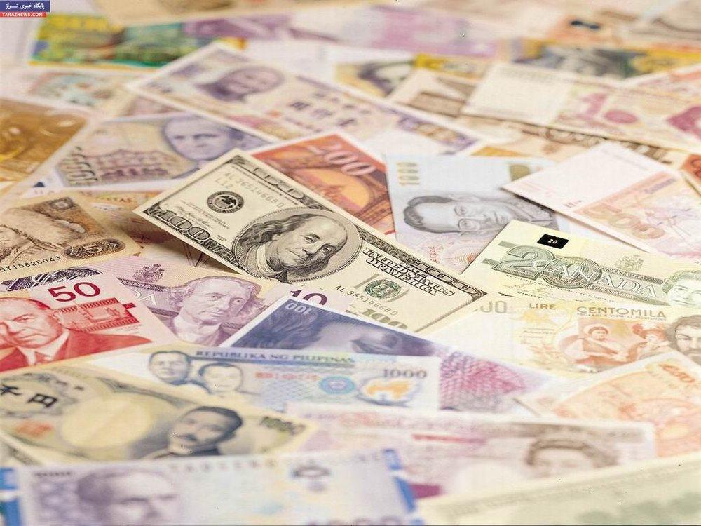 نرخ ارز امروز ۴ آبان ۱۴۰۰+ جزئیات
