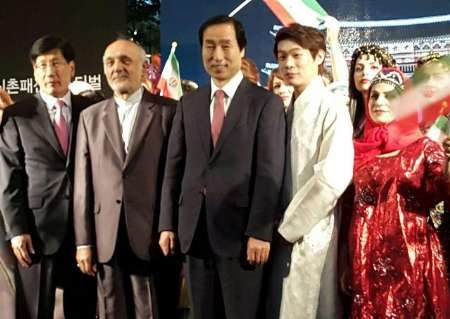 Iran's cultural night held in Seoul
