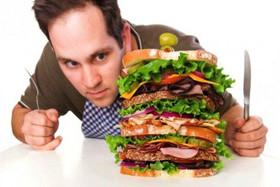 پرخوری؛ اختلال روانی برای غلبه بر افسردگی
