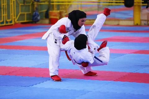 صادقی: می خواهم سهمیه المپیک را کسب کنم