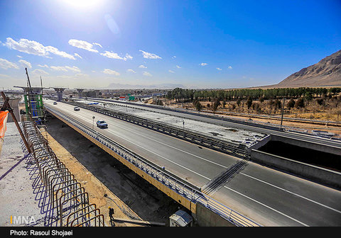 Isteqlal megaproject as an evolution in northeastern Isfahan