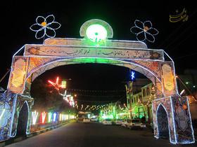 تبلیغات شهری اصفهان رنگ و بوی مهدویت گرفت