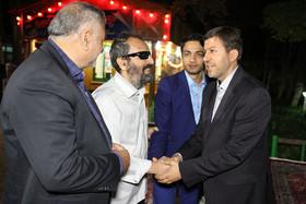 دیدار شهردار اصفهان با اعضای انجمن جانبازان نابینای اصفهان