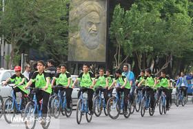 هفت نقطه از شهر میزبان همایش دوچرخهسواری میشود