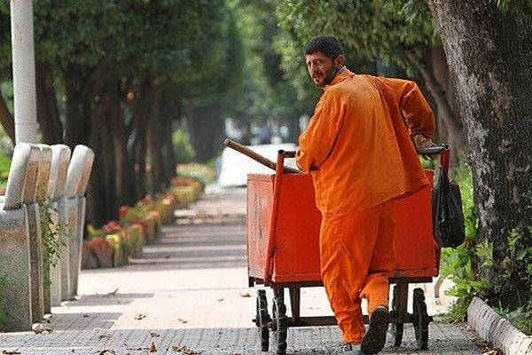 خدمات نظافتی شهر به صورت ۲۴ ساعته فعال است